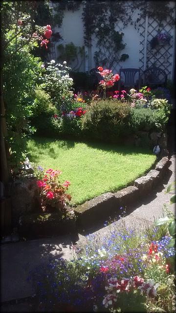 Garden, Saint Day