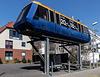 Magnetbahnwagen - nun Werbefläche (PiP)