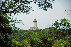 Cape Byron, the most easterly Point of the Australian mainland