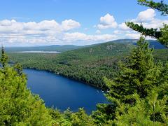 Acadia lake