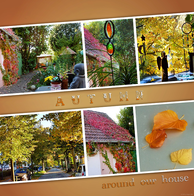 ☼¸¸.•* Golden October *•.¸¸☼