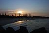 Sunset at Evans Head