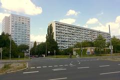 Leipzig 2017 – Apartment buildings