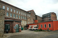 Ehemalige Klavierfabrik Rud. Ibach Sohn (Schwelm) / 20.11.2016