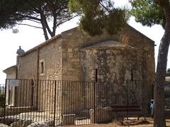 Church of Saint Nicholas of the Twisters (Norman, 11th century).
