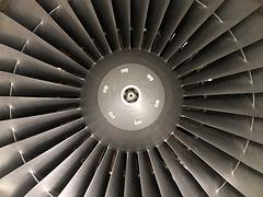 Triebwerk - Jet Engine