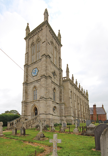 St John the Baptist's Church, Kings Norton, Leicestershire