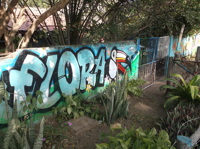 Flora tag