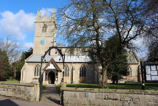 St Peter's Church, Clayworth, Nottinghamshire