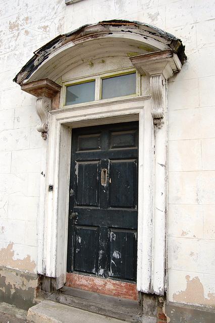 Doorcase, High Street, Ixworth, Suffolk