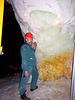 Geologe am Carnallit(Kali)Flöz