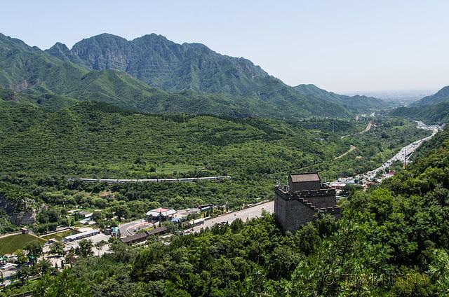 Toward Beijing