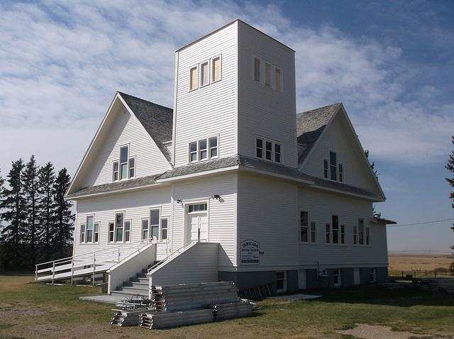West Irricana united church