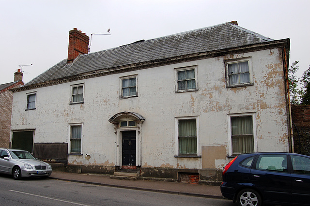 House at Ixworth, Suffolk