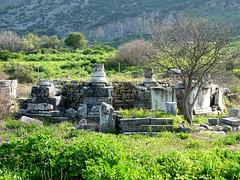 Ephesus- Saint Luke's Grave (Roman Fountain)