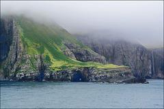 Isola degli Orsi - 500 km a nord di Capo Nord - 74° 20'  N -