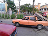 Dacia 1300 /Renault 12 COLOMBIA & Renauly 6 in red.