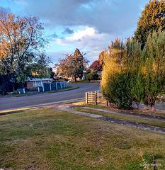 Sundown On Our Street