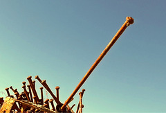 Sky cannon