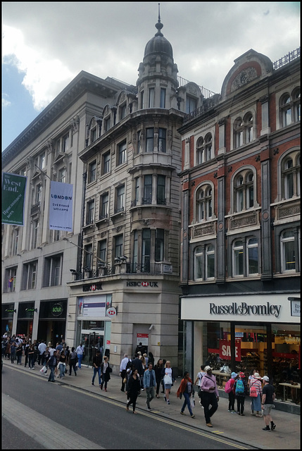 Russell & Bromley building
