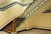 Kaisergalerie- Hinterer Treppenaufgang