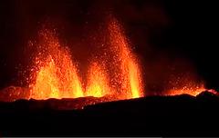Colère d'un Volcan