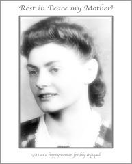 Meine Mutter 1943