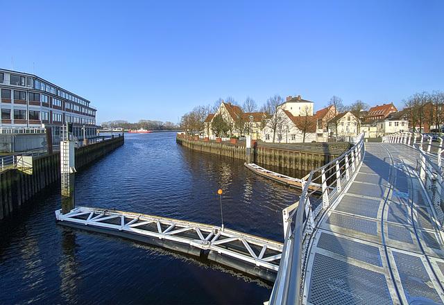 Harbour Bridge Vegesack