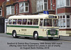 Seaford & District Bus Co Bristol MW coach Seaford 27 8 2018