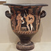 Bell Krater Attributed to the Phyton Painter or the Boston Orestes Painter in the Virginia Museum of Fine Arts, June 2018