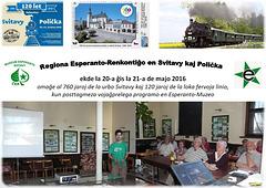 Regiona Esperanto-renkontiĝo en Svitavy 2016