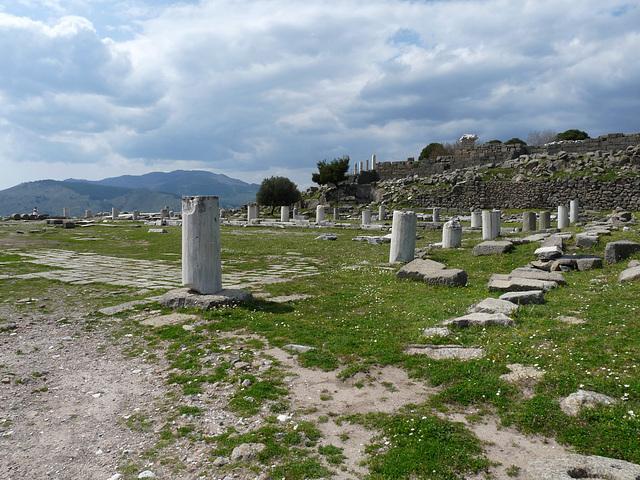 Pergamon- Agora