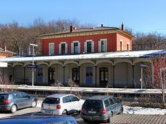Possenhofen S-Bahn Station