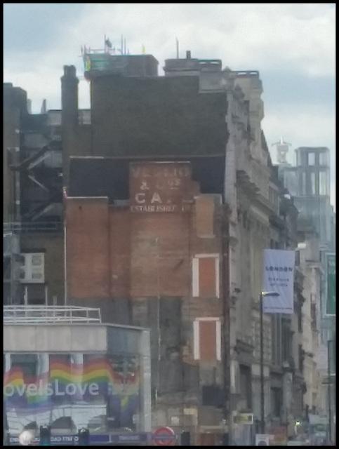 Tottenham Court ghost