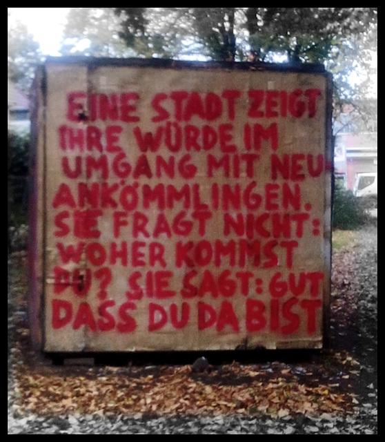 Würdeloses Hamburg!