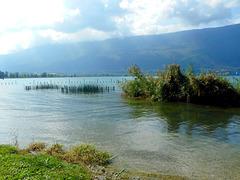 D'un lac à l'autre.