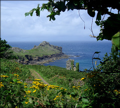Gurnard's Head, Zennor, Cornwall