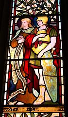 Chancel Window, Great Longstone Church, Derbyshire