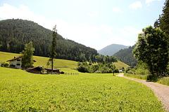Panoramawanderweg Lüsen - HFF