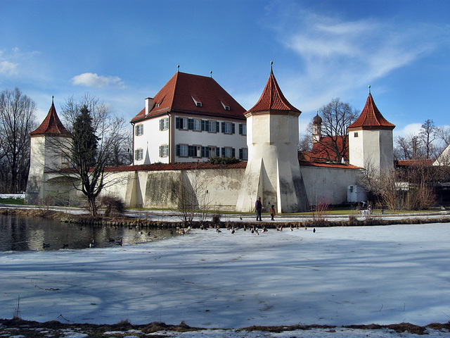 Blutenburg - Castle