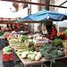 kleiner Markt in Siracusa-Ortigia