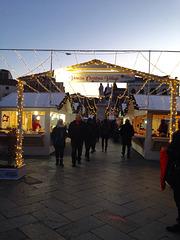 Village de Noël à Venise