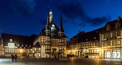 ... nachts in Wernigerode