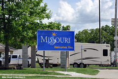 MO missouri welcome sign joplin 05'09