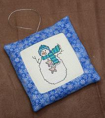 Stitchers Circle Ornament Exchange 11/26/15