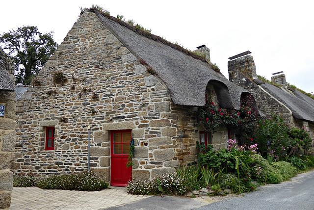 la petite maison dans................le village