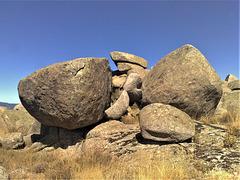 Granite 'sculpture'