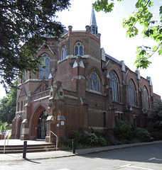 haven green baptist church, ealing