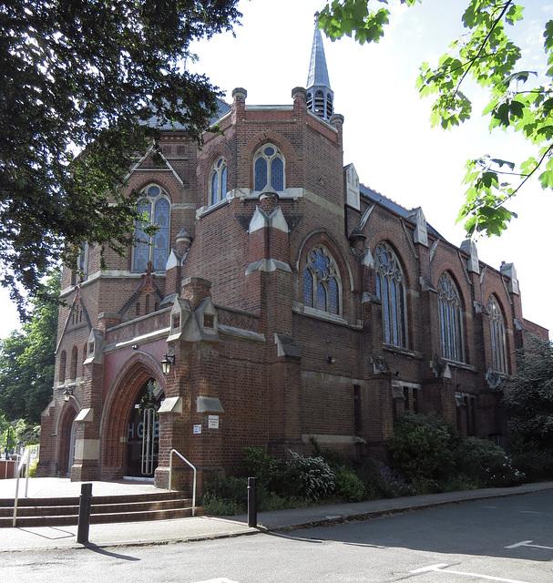 haven green baptist church, ealing