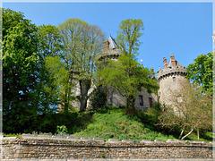 Le château de Combourg (35)